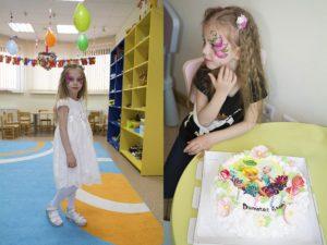 Детский день рождения в Минске